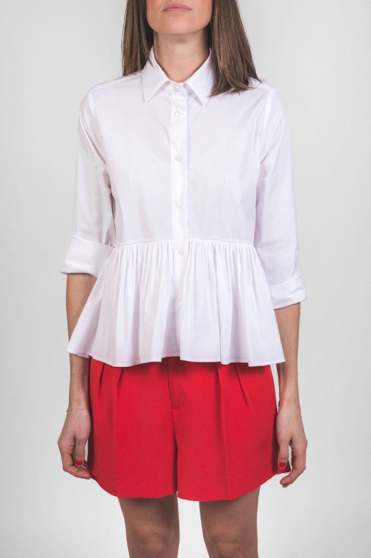 White Ballerina Shirt
